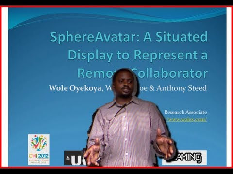 Showcase your Powerpoint pesentations skills with the Kinect Showreel