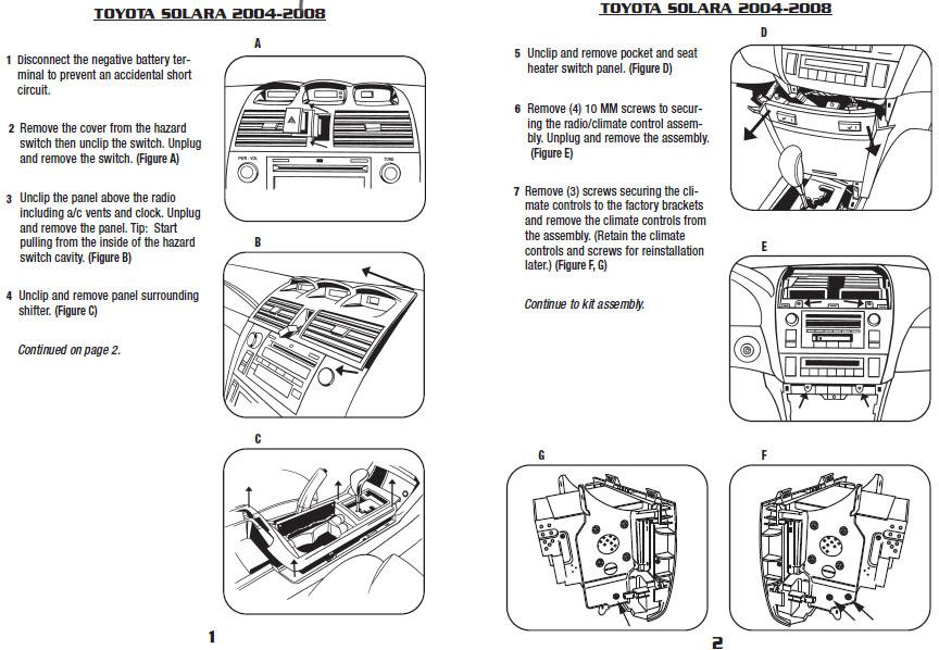 2002 Toyota Solara Wiring Diagram Toyota Wiper Wiring Diagram Dodyjm Nescafe Jeanjaures37 Fr