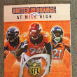 2015-16 NFL Conference Championship Game ticket stubs