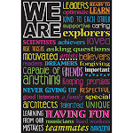 ASHLEY PRODUCTIONS WE ARE CHART DRY ERASE GL 45M 13X19