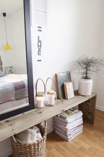 regardsetmaisons un banc dans l 39 entr e. Black Bedroom Furniture Sets. Home Design Ideas