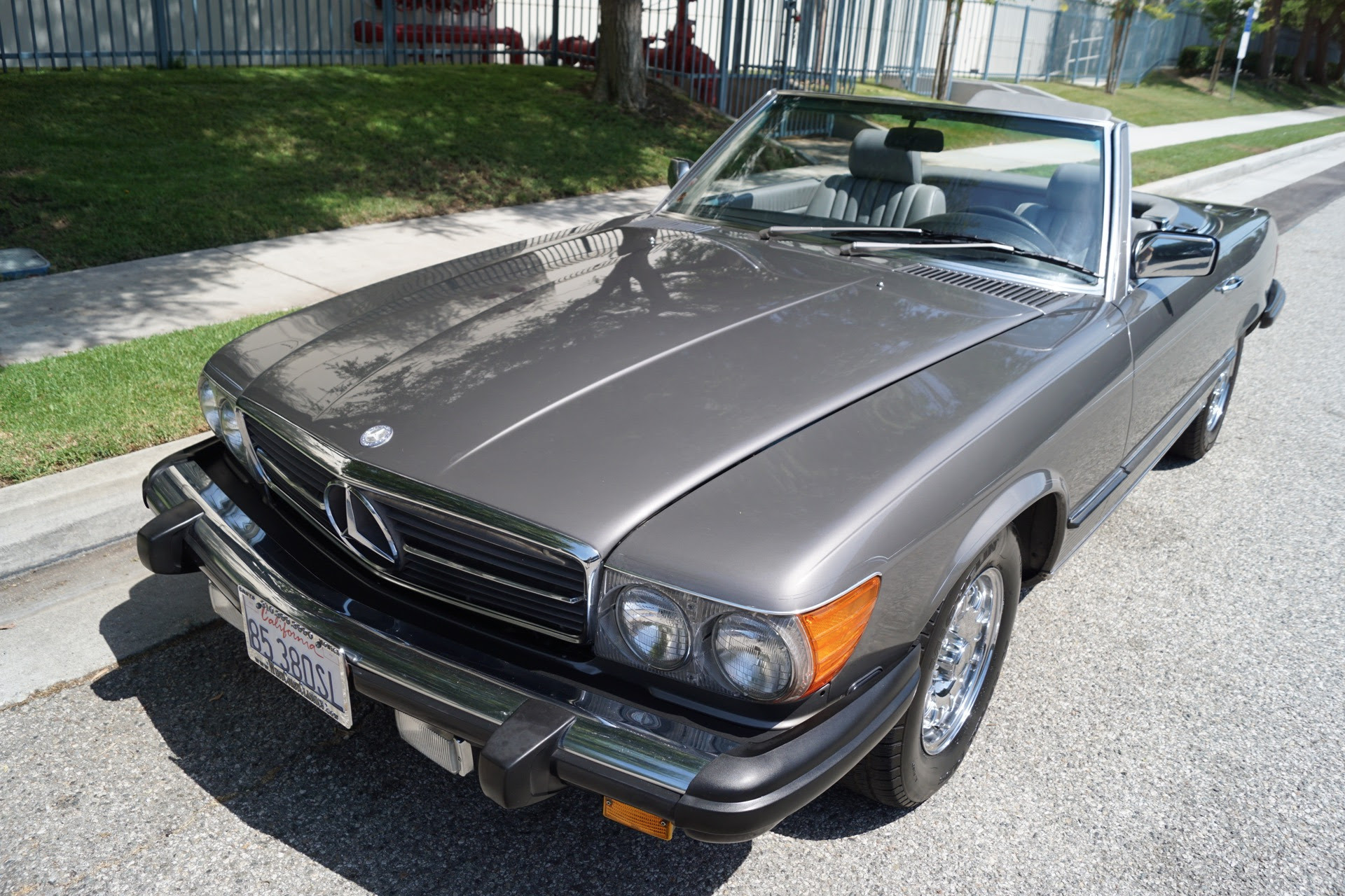 1985 Mercedes-Benz 380-Class for sale! for sale: photos ...