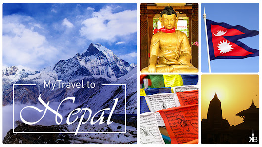 My new big trip: Nepal