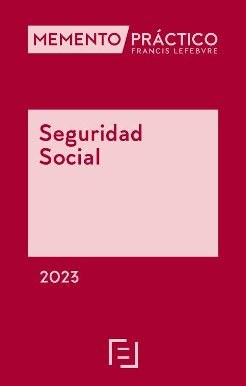 Memento Seguridad Social 2014