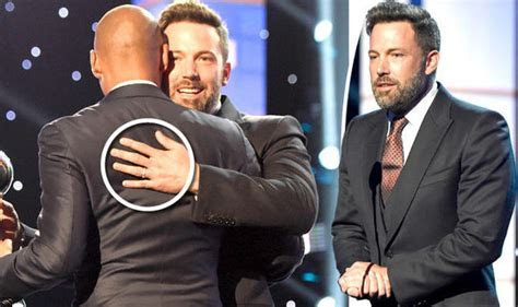 Ben Affleck wearing wedding ring at ESPYs after Jennifer