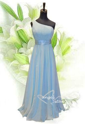 sky blue bridesmaid dresses ebay