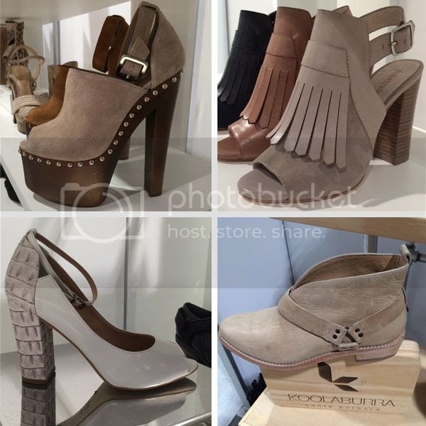 beige and grey shoe trend for 2015