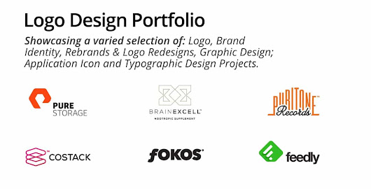 Logo Design Portfolio by The Logo Smith | Logo & Brand Identity Designer