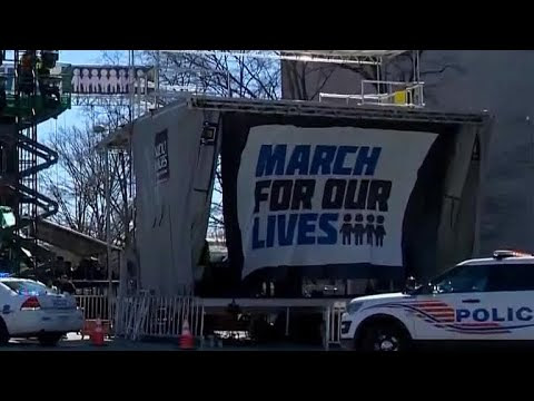 "More than 800 ""March for Our Lives"" rallies planned worldwide"