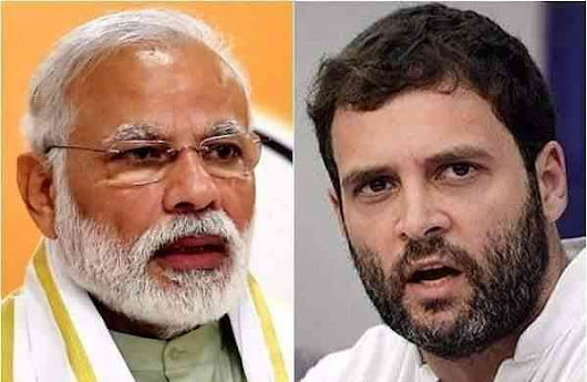 It's PM Modi vs Rahul Gandhi in Gujarat and Himachal Pradesh as stage set for counting of votes- The New Indian Express
