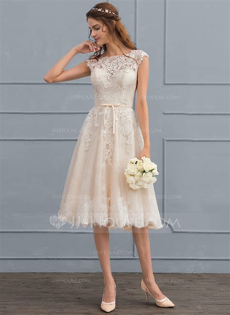 Casual Wedding Dresses For Mature Bride JJsHouse   Wedding