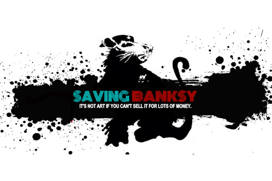 Attend the UK Premiere of Saving Banksy in Bristol!