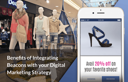 5 Reasons to make Beacons a part of your Digital Marketing Strategy