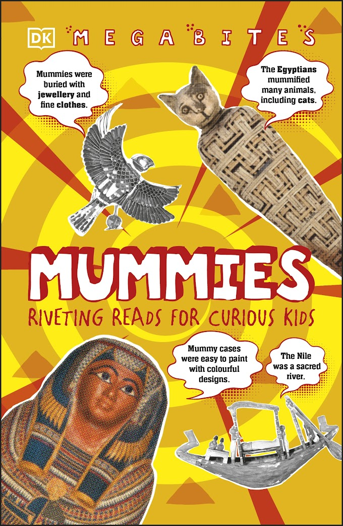 Mummies: Riveting Reads for Curious Kids (Microbites)