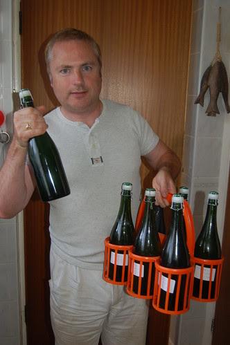 elderflower champagne June 11 2