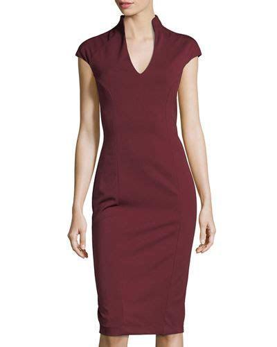 Work Dresses : Jersey & Cap Sleeve Dresses at Neiman
