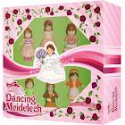 Mitzvah Kinder Dancing Meidelech Action Figures