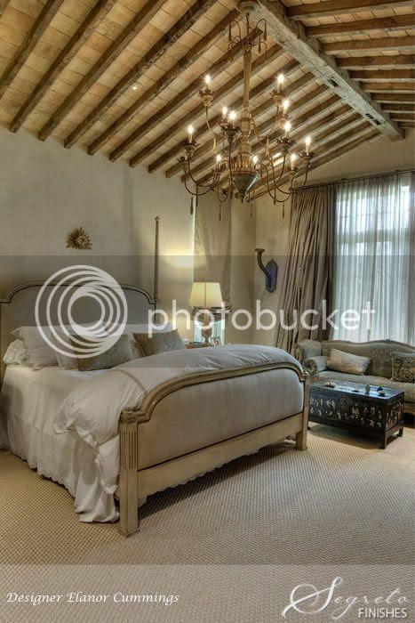 Leslie Sinclair Segreto Bedroom