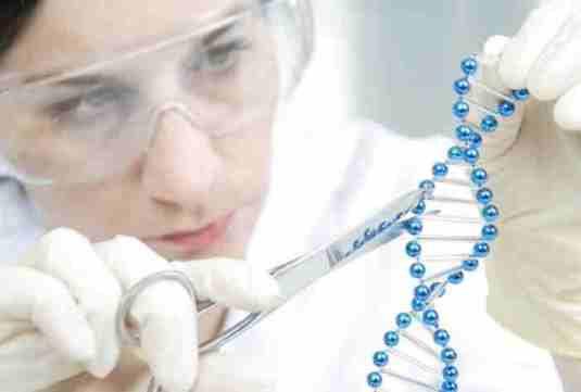 τροποποίηση γονιδίων