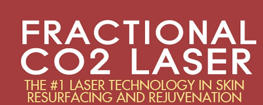 Fractional CO2 Laser  Infographic