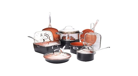 Gotham Steel Ultimate 15 Piece Kitchen Set Review & Ratings