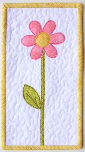 Little flower quilt