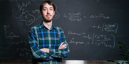 This Physicist Has A Groundbreaking Idea About Why Life Exists