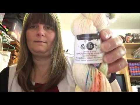 Patti Knits and Spins