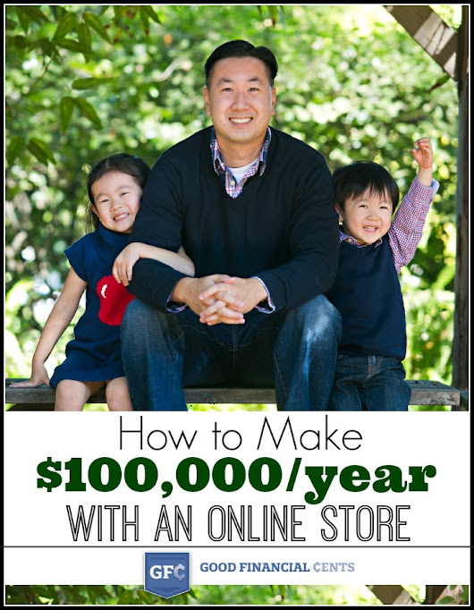 GF¢ 018: How Steve Chou's Wife Replaced Her $100k Income With an Online Store