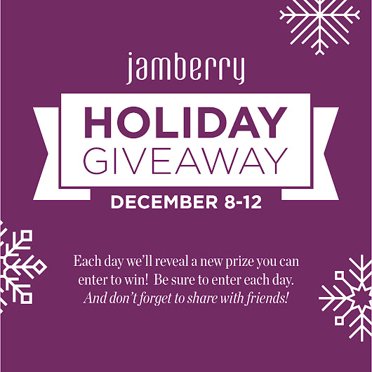 Jamberry Holiday Giveaway