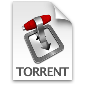 File icon for Transmission torrent file
