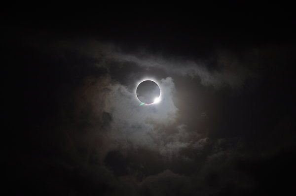Total Solar Eclipse Will End Before It Begins