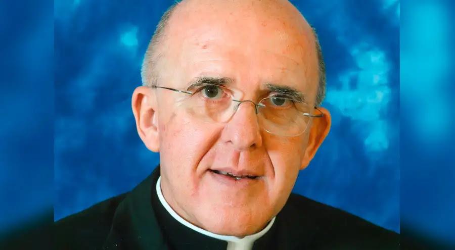 Mons. Carlos Osoro. Foto: Conferencia Episcopal Española