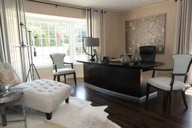 contemporary home office 620x413