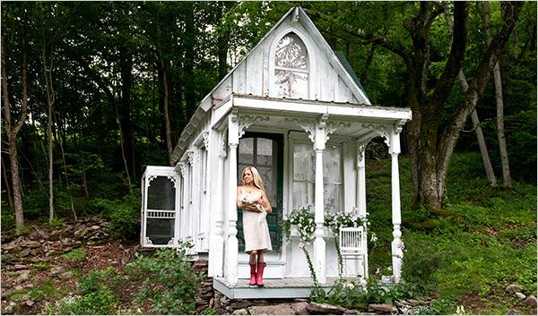 Tiny Victorian House