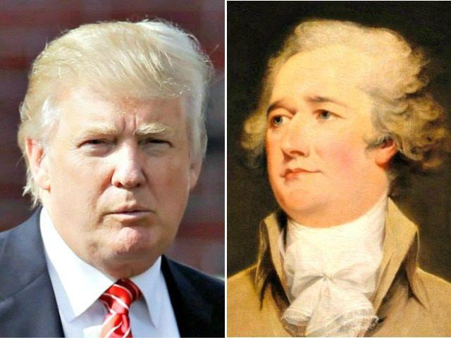 Trump-Hamilton