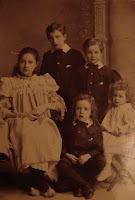 Frederick V Brooks family