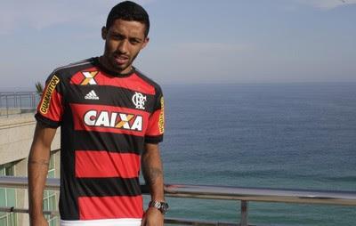 cesar, flamego, zagueiro, reforço (Foto: Divulgação/Flamengo)