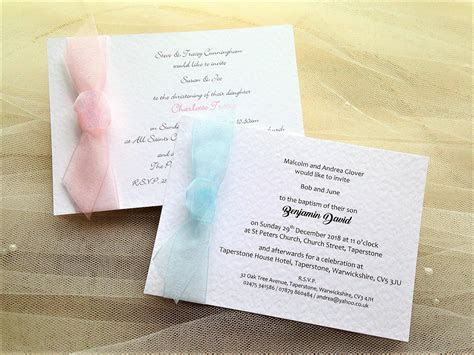 Christening Invitations, Affordable Baptism & First Holy
