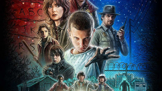 The Reading Room | 5 #Books to Binge-Read After Binge-Watching #StrangerThings