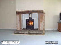 Wood Burning And Multi Fuel Stoves With Fireplaces Installations