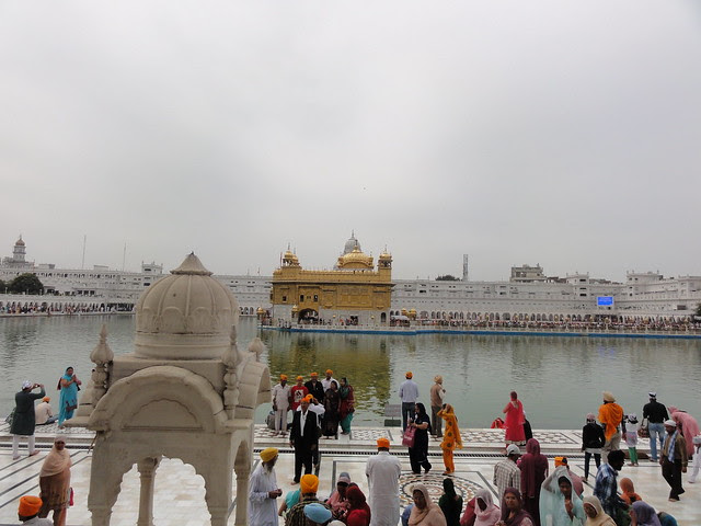 main entrance of Harmandir Sahib, Amritsar
