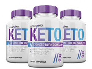 Lightning Keto - #1 Fat Burner of the Decade Assures Results