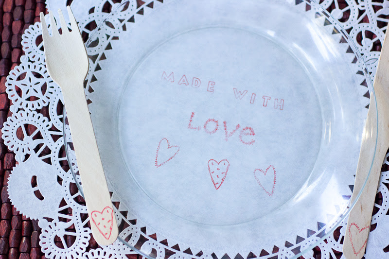 Last Minute Valentine S Idea Diy Valentine S Placemats Cheri Liefeld