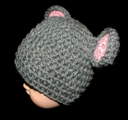 mouse hat left side