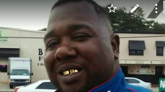 Perspective: Alton Sterling