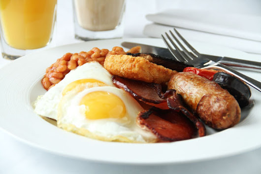 New lesson plan: Full English coming up!