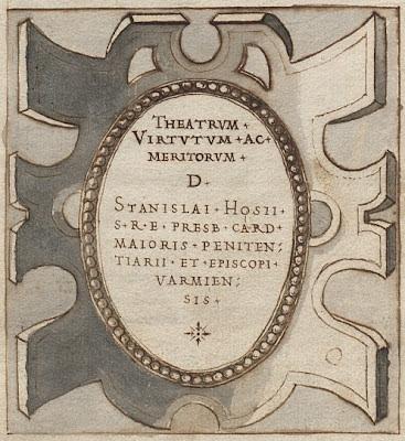 Theatrum virtutum titlepage
