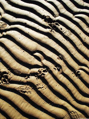 beach sand texture. Sand Texture - Crosby Beach