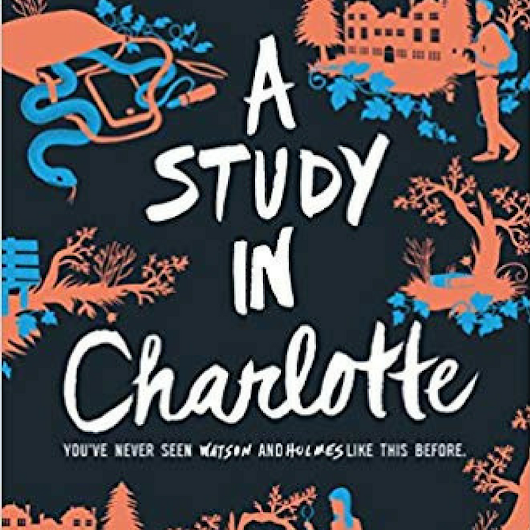 Book Review – A Study In Charlotte by Brittany Cavallaro